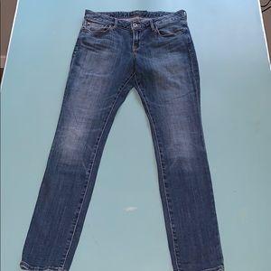 Lucky Brand Lolita Skinny Jeans 4/27